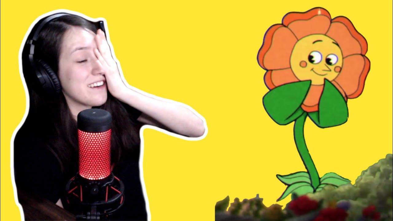 Que fea flor eres | Cuphead (Parte 3)