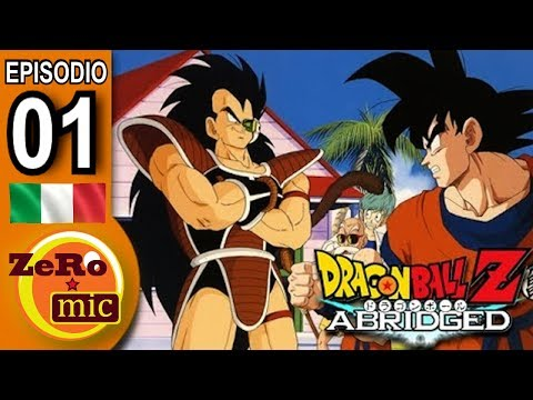 ZeroMic - Dragon Ball Z Abridged: Episodio 01 [ITA]