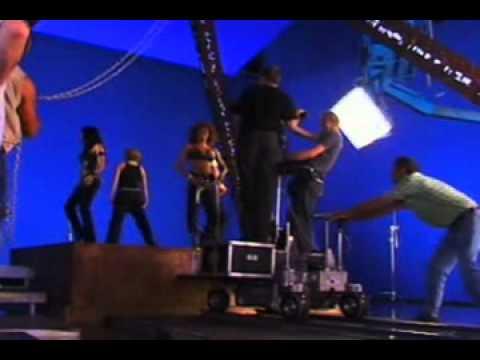 Spice Girls - Holler [Behind the Scenes] German Promo Edit