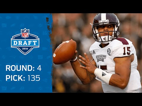 Dak Prescott (QB) | Pick 135: Dallas Cowboys | 2016 NFL Draft