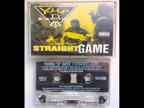 """Young D Boyz - """"Straight Game"""" [full lp]"""