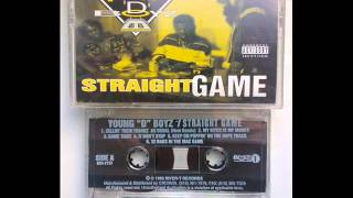 "Young D Boyz - ""Straight Game"" [full lp]"