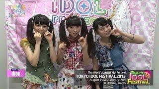 TOKYO IDOL PROJECT LIVE vol.4 drop@ROPPONGI NICOFARRE 06.Jun.2015 d...