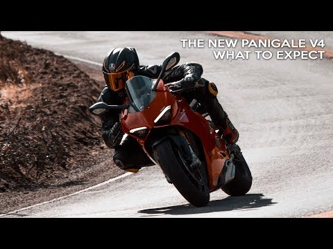 The New DUCATI PANIGALE V4 (Full Review)