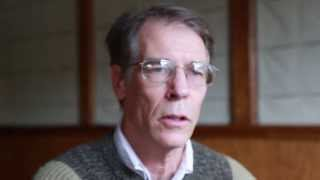Kim Stanley Robinson - The Singularity & Transhumanism - Interview Part 2/5