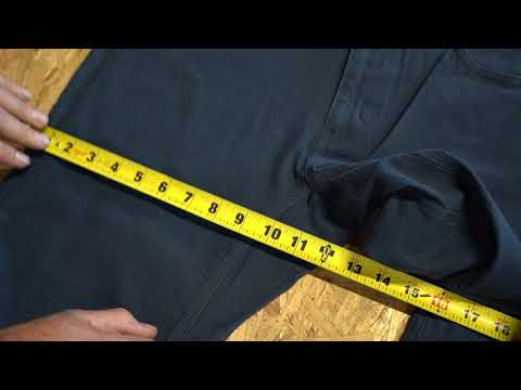 PANTS MEASURE GUIDE - How To Measure Your Pants To Get The RIGHT SIZE The 1st Time