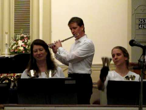 Christ Church Cambridge Handbell Choir -- Meditations of Assurance