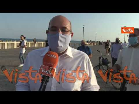 """Sì Day M5S a Roma, Crimi: """"Anche i padri costituenti pensavano a ridurre i parlamentari"""""""