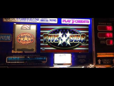 5 Star Casino Slots