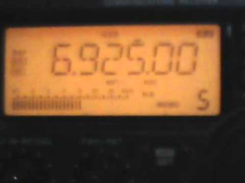 Cool AM Radio, pirate station relay on shortwave 3-22-13