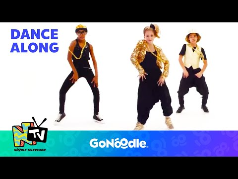 U Cant Touch This  NTV  GoNoodle