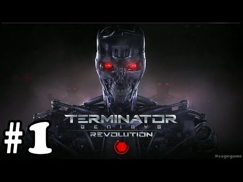 Terminator Genisys: Revolution - First 10 Minutes Gameplay Walkthrough Part 1 - Mobile [ HD ]