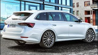 2020 Skoda Octavia Combi - Practical And Sophisticated Wagon