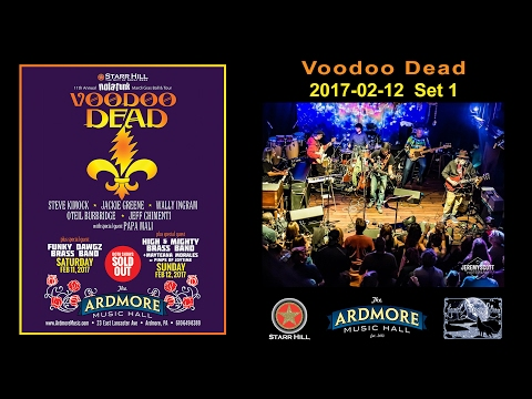 2017-02-12 – Voodoo Dead (Set 1) – Ardmore Music Hall