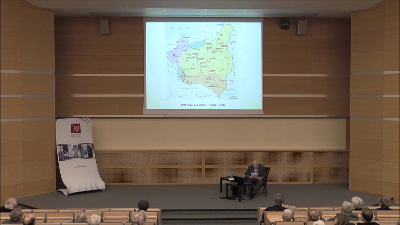 Architektura II Rzeczpospolitej Polskiej - otwarty wykład prof. Olgierda Czernera