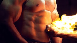 Repeat youtube video Human Torch vs Incredible Hulk in Super Slow Motion