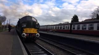 Man tells me off, ruins train video
