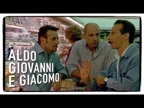 Teorema - Aldo Giovanni e Giacomo da Chiedimi se sono felice