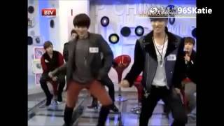 [ENG SUB] 130118 Super Junior M Mengniu Music Billboard Interview