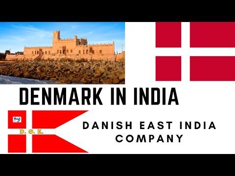 Danish East India Company || Denmark's Colony in India