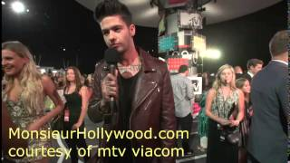 fun, T. Mills, interview, vmas
