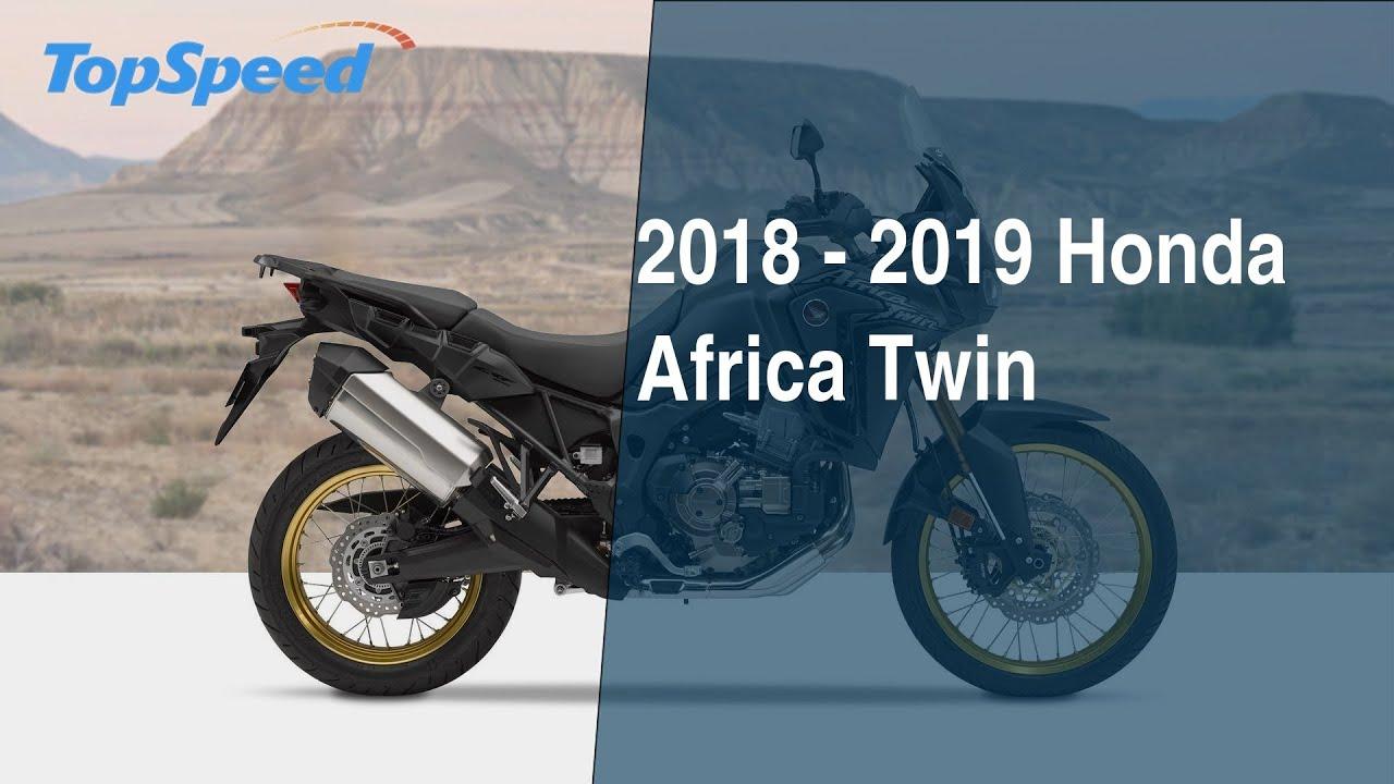 2018 2019 honda africa twin youtube. Black Bedroom Furniture Sets. Home Design Ideas