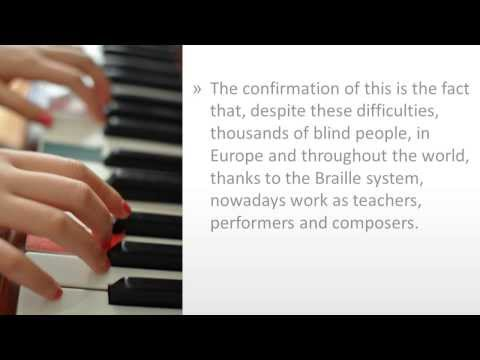Writing Braille music