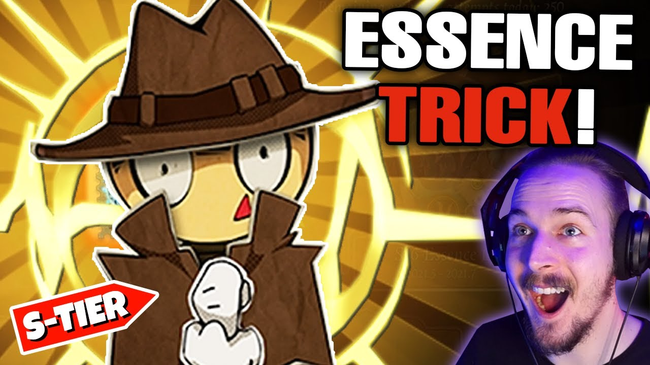 THIS TRICK REALLY WORKS! - Essence Opening | Identity V