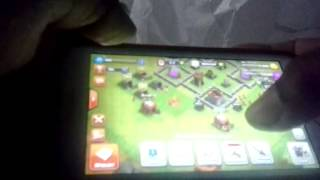 Clash of clans # 7 estamaos no cla(música do tauz)