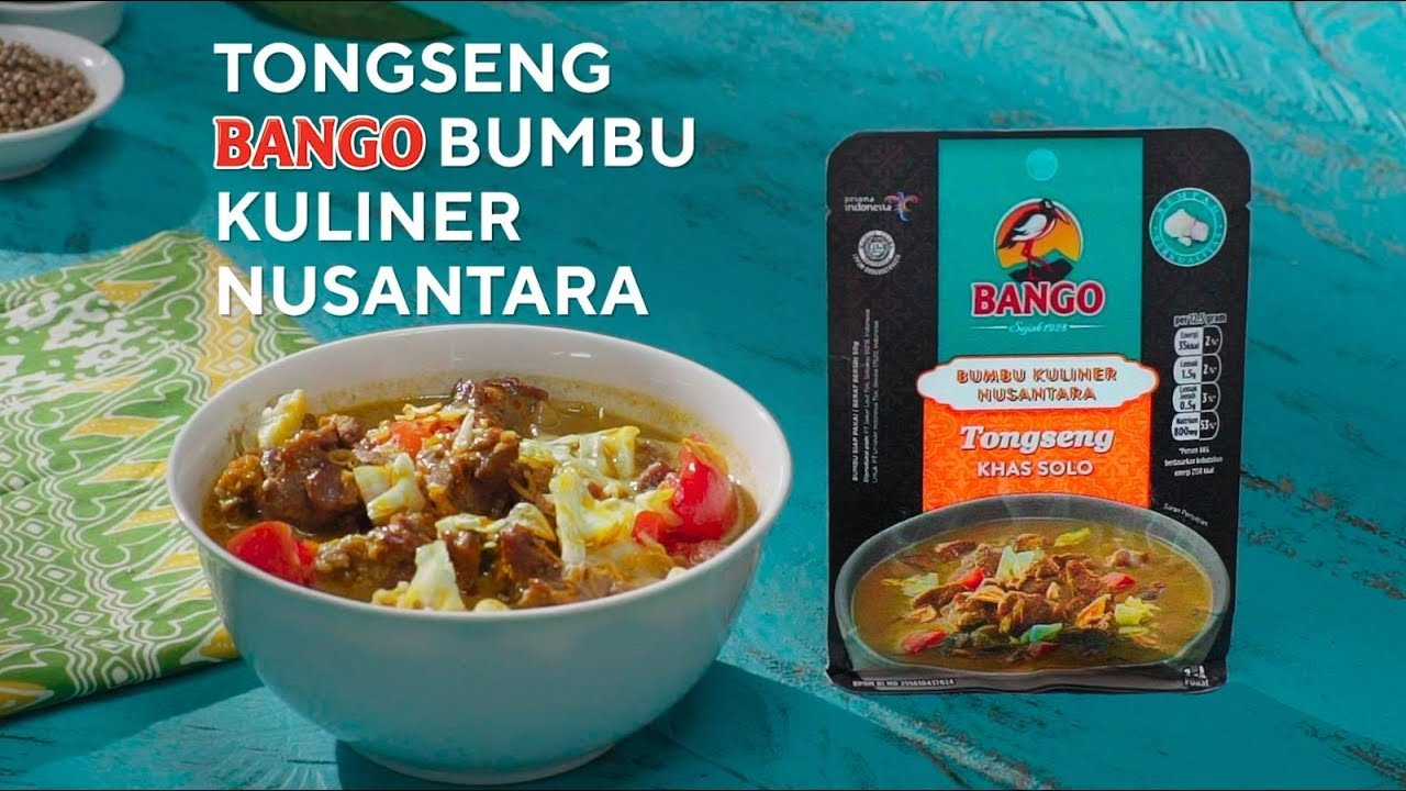 Resep Tongseng Khas Solo Youtube