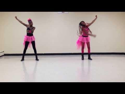 Tip toe| Tamar Braxton choreography by the stajettes