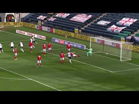 Preston Barnsley Goals And Highlights
