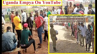 Candidate Wa NRM Alonze Owa NUP | Youth Elections | Mr Updates