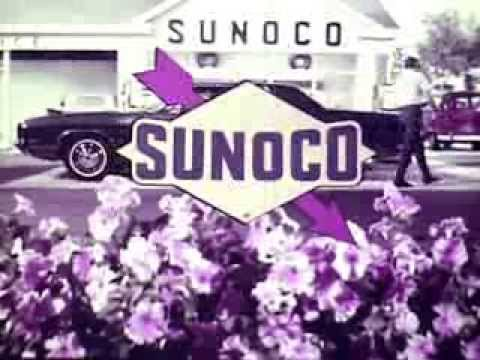 1972 Sunoco Commercial - featuring the Gary Smith Family and their 1971 Pontiac Wagon