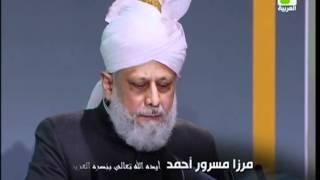 مؤتمر السلام 2012 - خطاب مولانا أمير المؤمنين