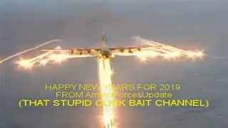 HAPPY NEW YEARS 2019 to All my Subscribers from ArmedForcesUpdate