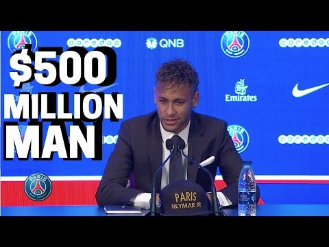 Why Neymar's $500 Million Move to PSG Makes Business Sense