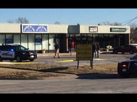 Shooting at Shawnee gun shop