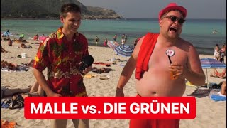 MALLE vs. DIE GRÜNEN – Fabian Kösters Sommerloch