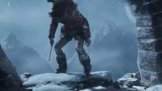 видео Rise of the Tomb Raider анонс и дата выхода