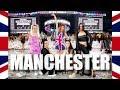 Les SPICE GIRLS à Manchester