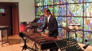 "Nikodem W. (13 l.) - ksylofon - ""Lot trzmiela"""