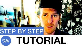 SonarWorks Reference 4 - Step by Step Tutorial - Zero latency :D