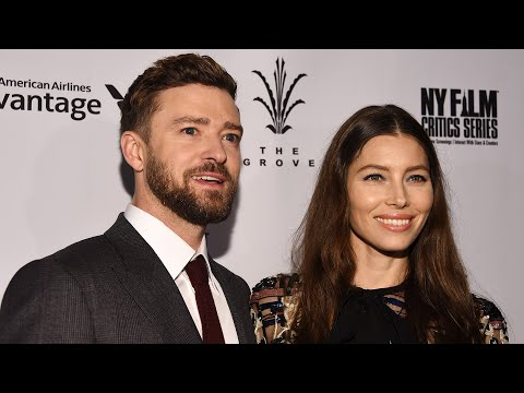 Jessica Biel on Having SECRET Baby With Justin Timberlake During the Pandemic