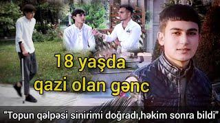 II Qarabağ müharibəsində Qazi olan gənc - Taleh Məmmədov \