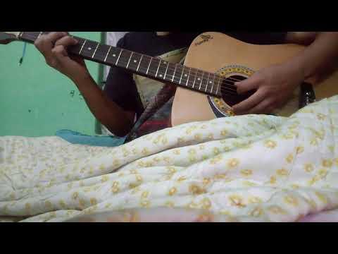 nepali parelima guitar play - YouTube