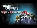 Transformers Prime: The Herald Of Unicron