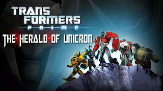 Video Transformers Prime: The Herald Of Unicron download MP3, 3GP, MP4, WEBM, AVI, FLV Desember 2017