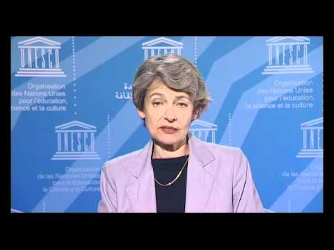 Speech of Ms.Irina Bokova - General Director of UNESCO