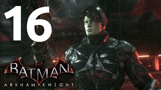 Batman arkham knight pt 16 Jason todd is the arkham knight